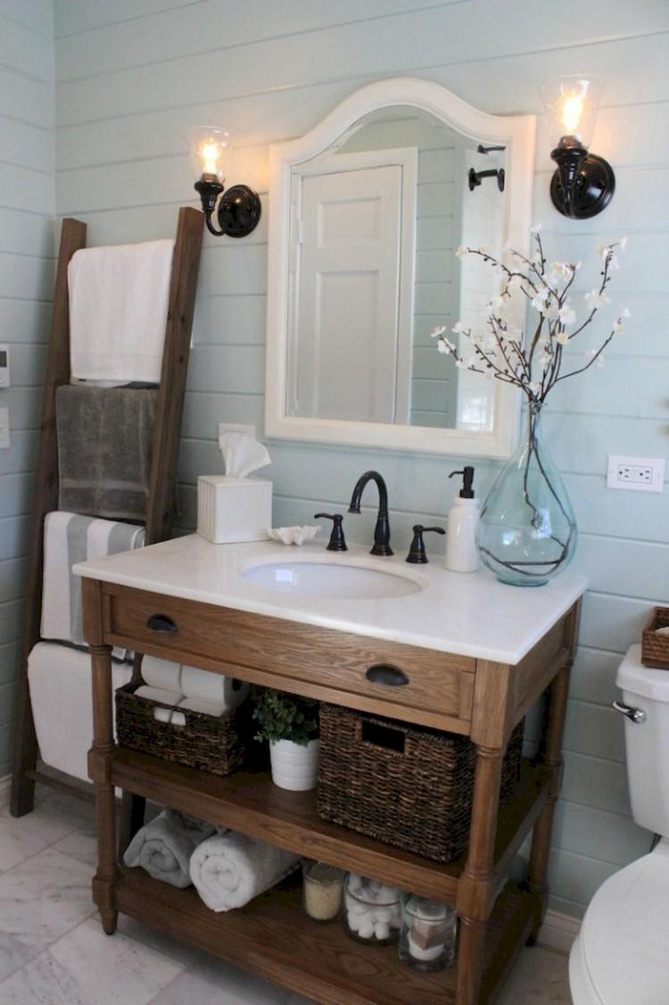 60 elegant fresh and cool small bathroom remodel ideas on