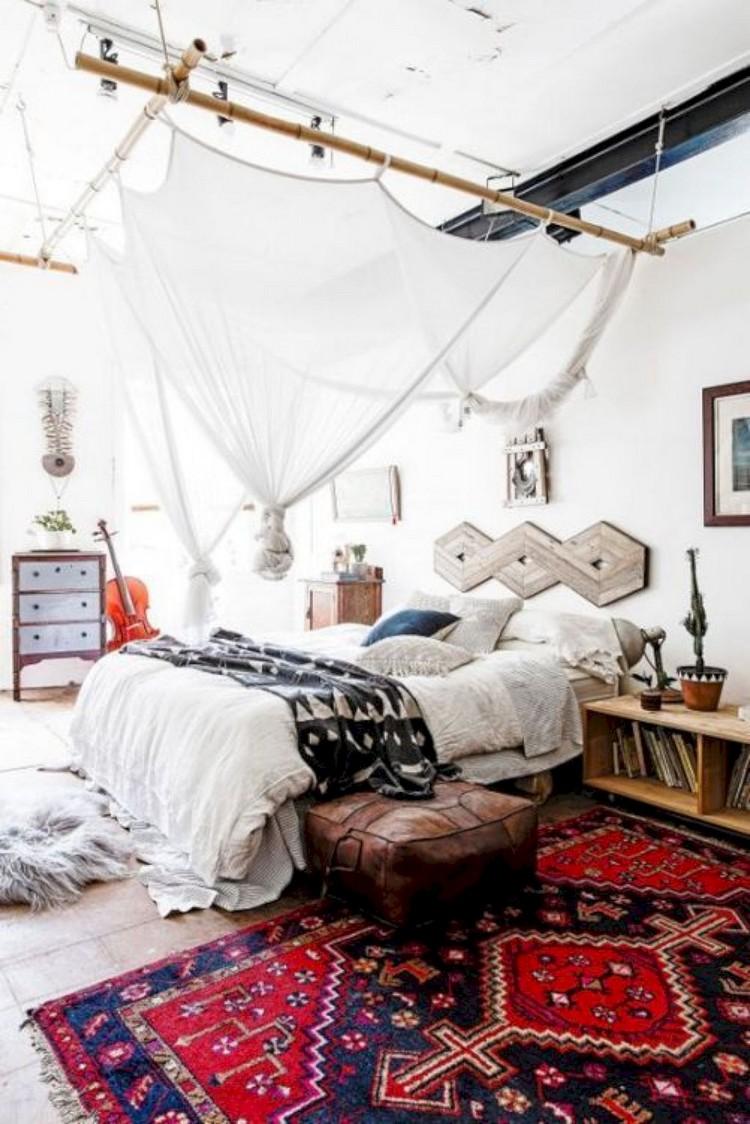 55 Romantic Bohemian Style Home Decor Ideas