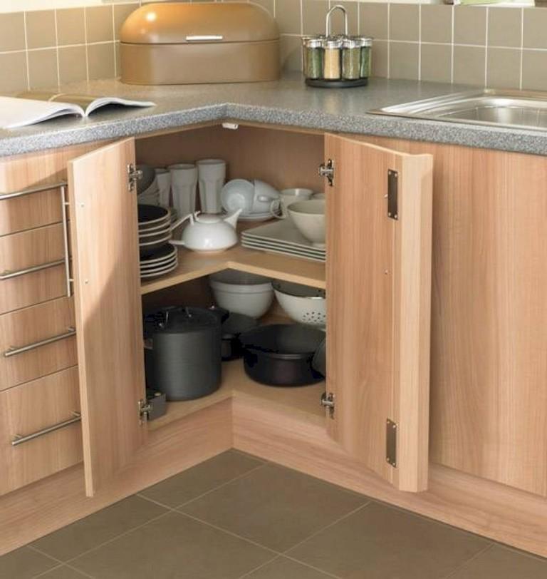 Creative Ideas For Kitchen Cabinets: 45+ Creative Kitchen Cabinet Organization Ideas