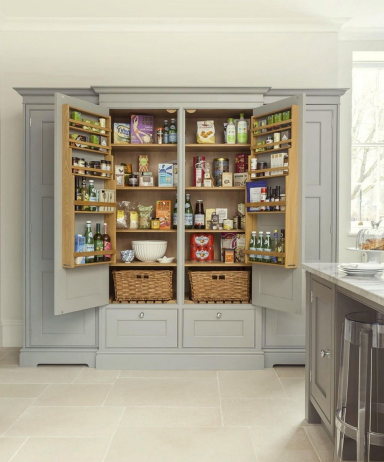 Kitchen Cabinet Organization Ideas: 45+ Creative Kitchen Cabinet Organization Ideas