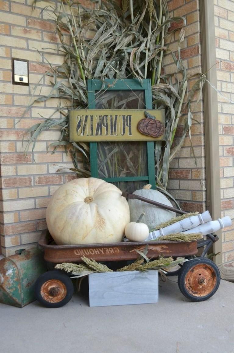 80 Best Diy Farmhouse Front Porch Decorating Ideas