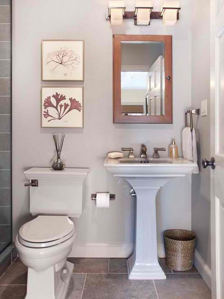 25 Beautiful Small Toilet Design Ideas For Small Space in ...